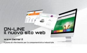 Nuovo sito web Dalmar