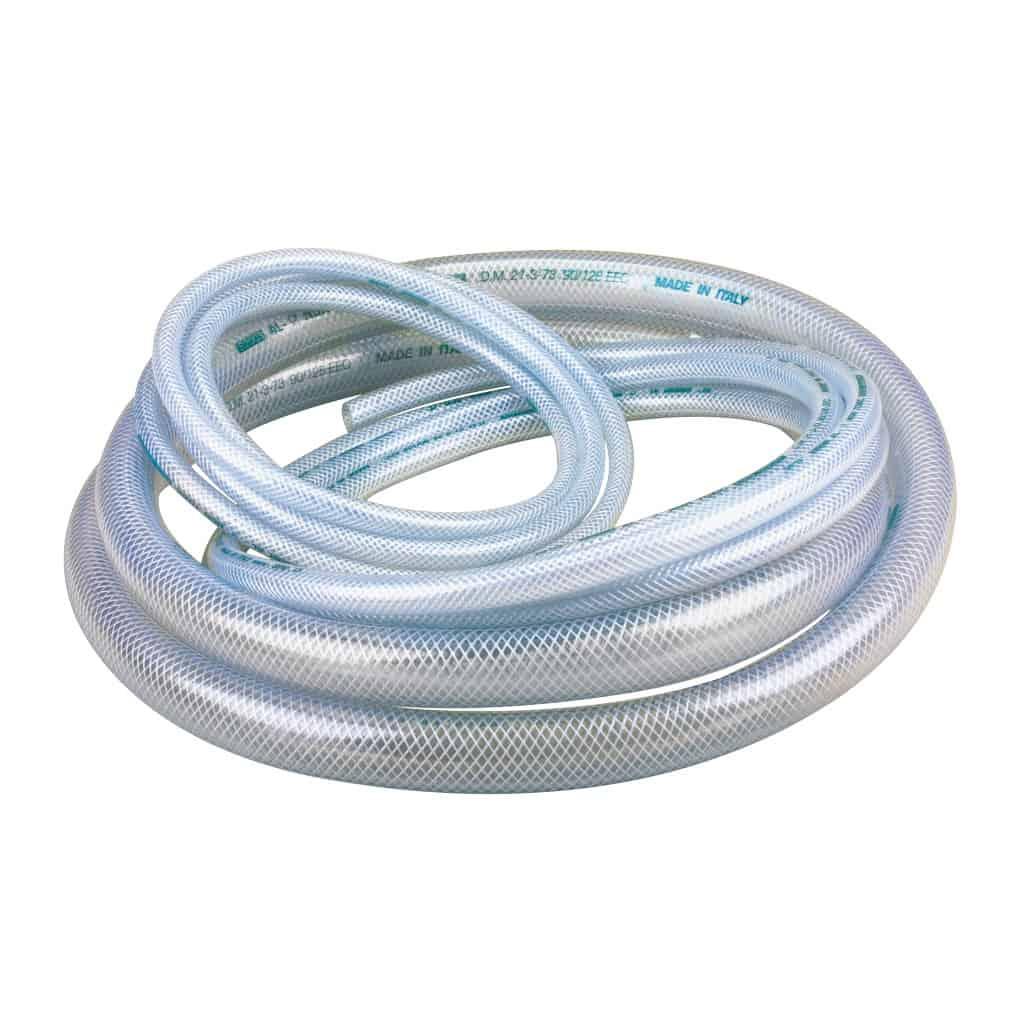 DALCRYSTAL PVC Tubi in materiale plastico