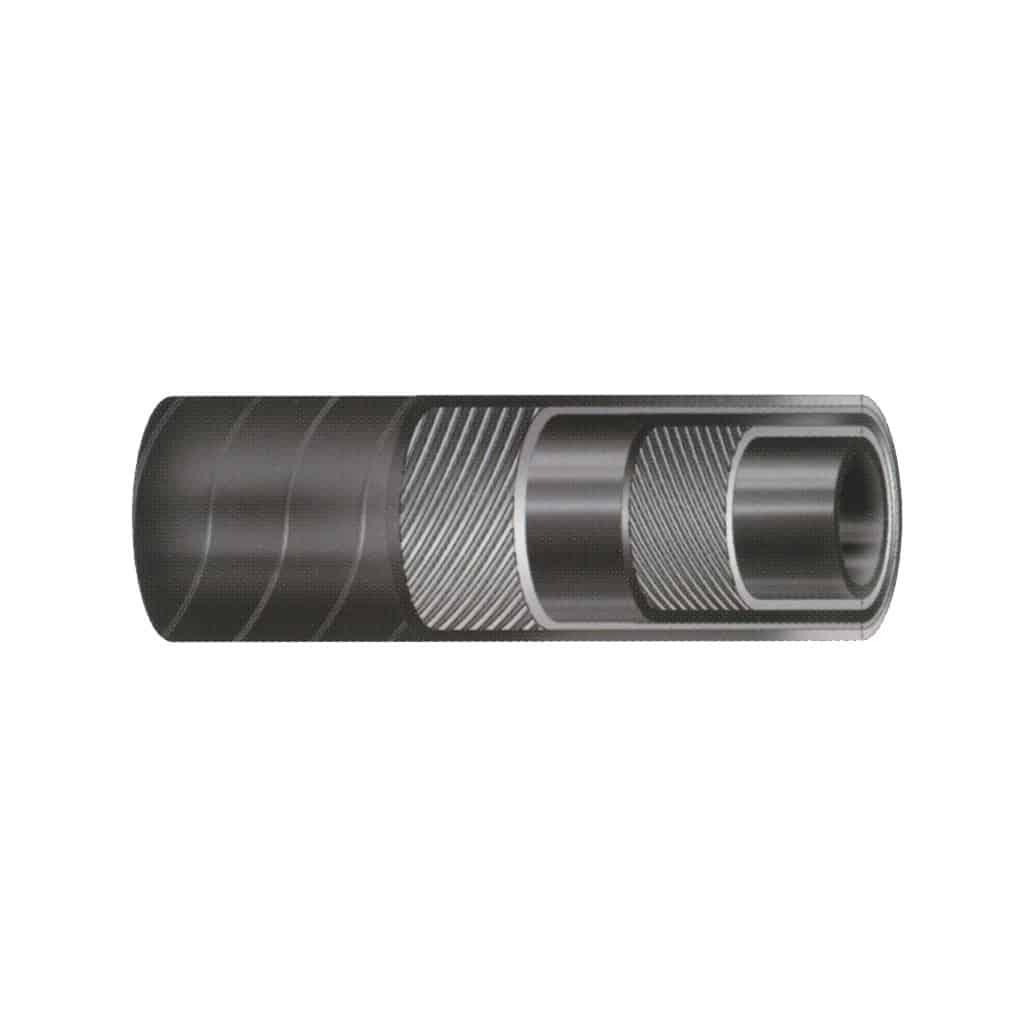 DALHOTWATER 10 Tubi in gomma per bassa pressione