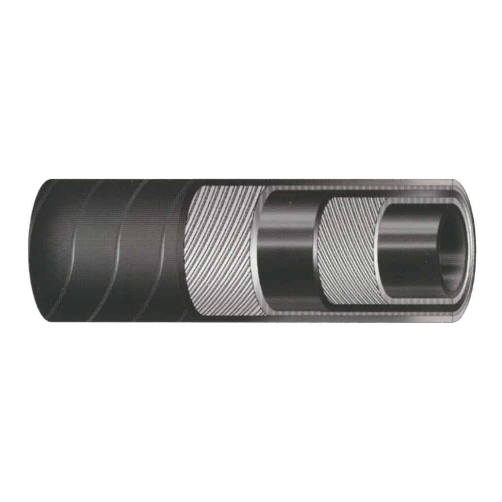 DALWATER 10 Tubi in gomma per bassa pressione