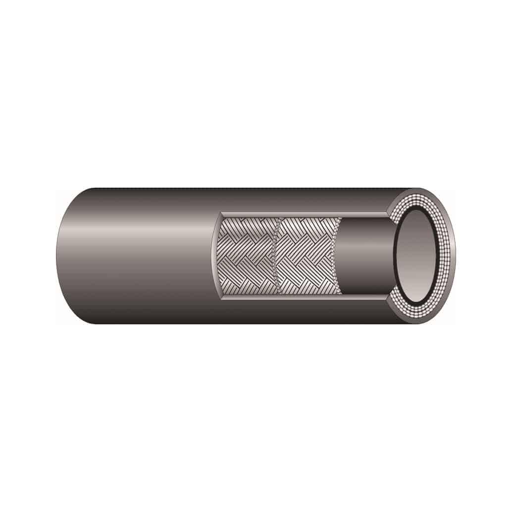 Tubo in gomma per alta pressione tipo 2SN 2AT