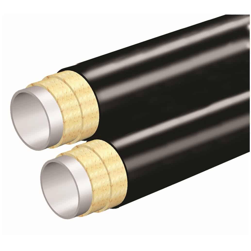 Dalhydro Tex H Twin - Tubo termoplastico