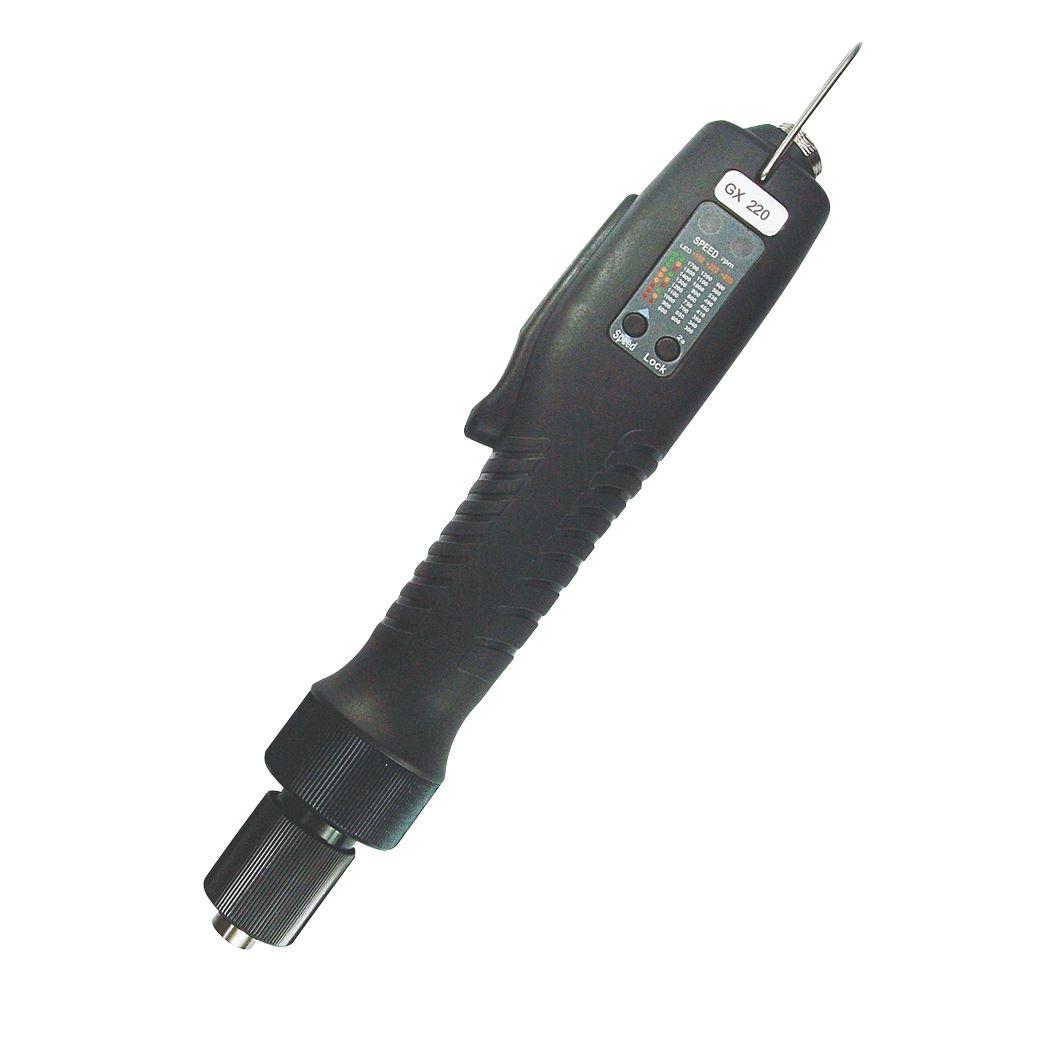 GX 40V Avvitatore elettrico shut-off regolazione digitale della velocità e soft start